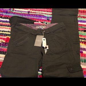 Anthropologie Brand Hei Hei cargo cotton pants